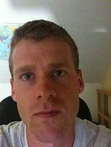 Angus David Mitchell,26, is a former security guard who is not known to police.