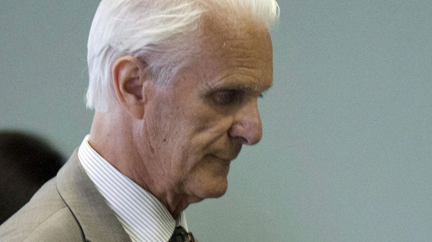 Former judge Jacques Delisle was found guilty of first-degree murder in the shooting of his 71-year-old wife.