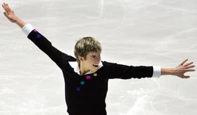 World champion Jeff Buttle announced Wednesday he has retired from figure skating.