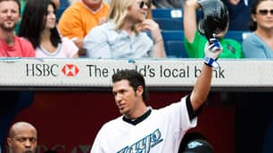 Toronto rookie catcher J.P. Arencibia had a memorable major-league debut against the Tampa Bay Rays Saturday at the Rogers Centre. (Nathan Denette/Canadian Press)