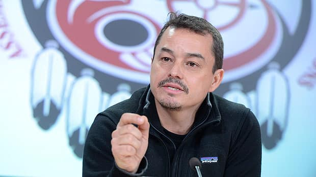 National Chief of the Assembly of First Nations Shawn Atleo talks about Friday's meeting with the prime minister