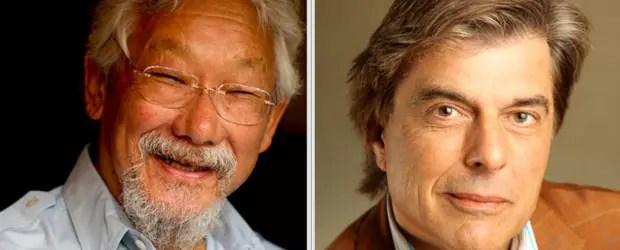 David Suzuki and Jeff Rubin