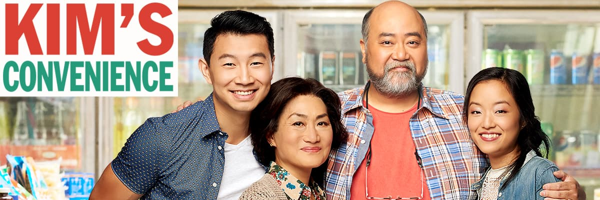 Kim's Convenience: New episodes Tuesdays