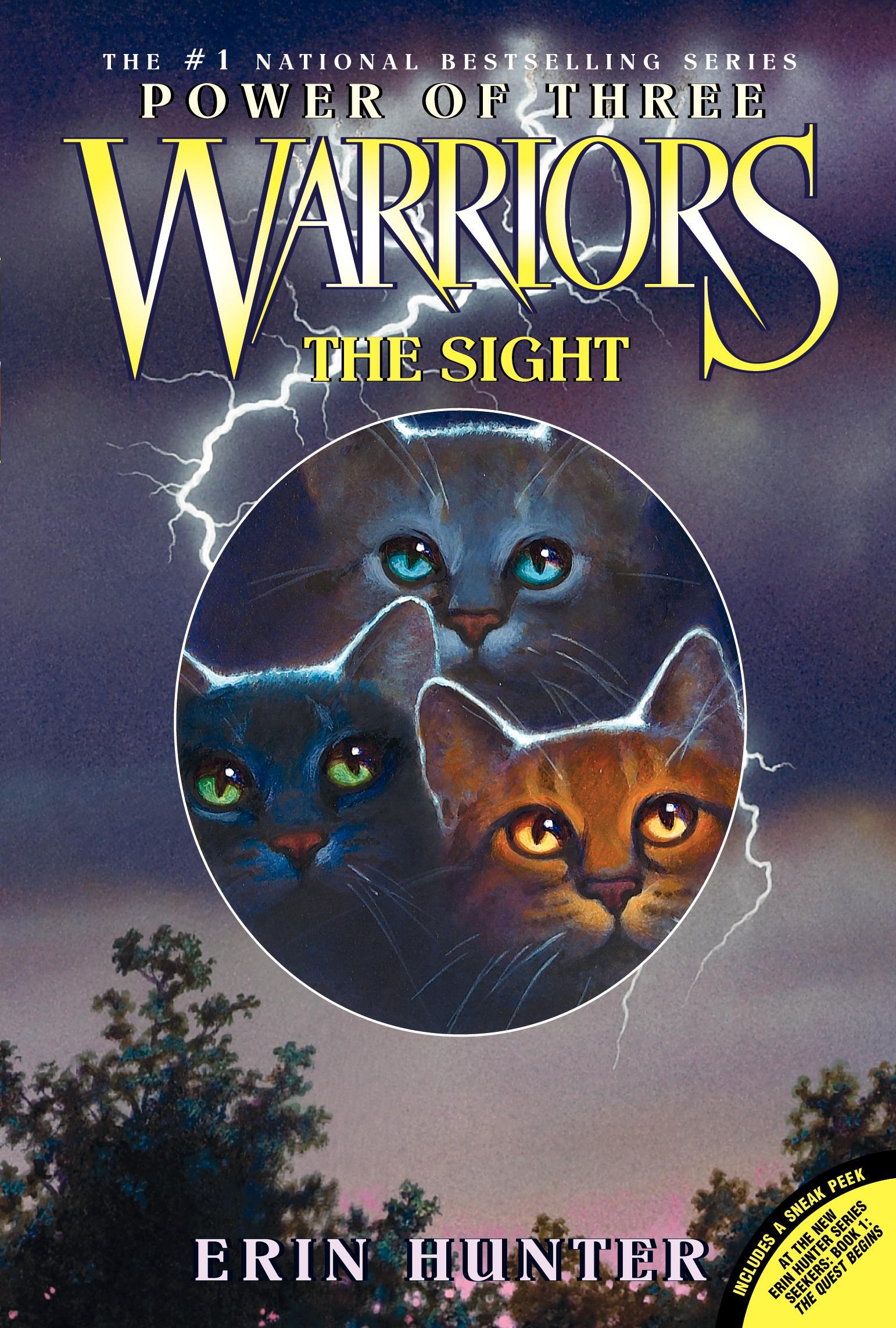 Warriors Power Of Three The Sight