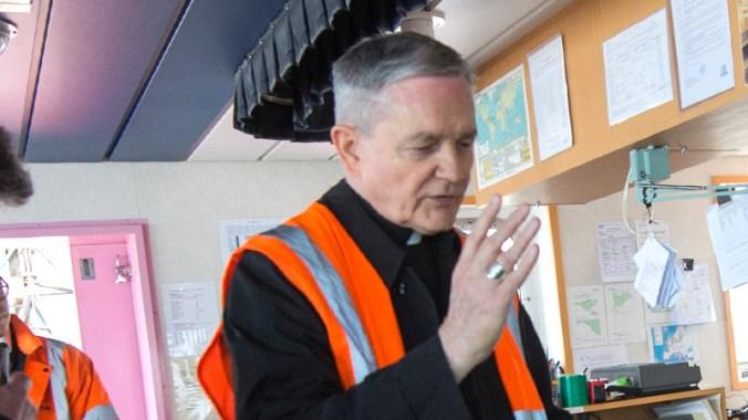 Archbishop Edward Joseph Adams