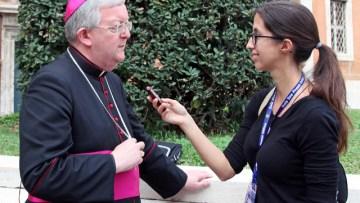 Zenit Interview with Archbishop Bernard Longley