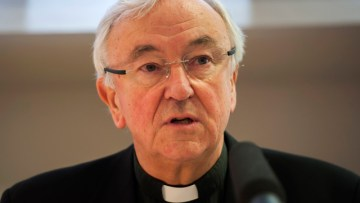 Cardinal Designate Vincent Nichols' Interview with The Telegraph