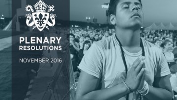 Eucharistic Pilgrimage and Congress for England and Walesin 2018