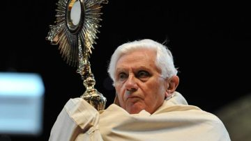 Pope Benedict's Support for Youth Congress