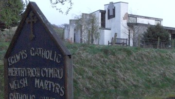 Major Renovation for the Welsh Martyrs Church