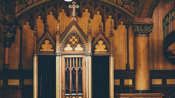 Nervous about going to Confession?