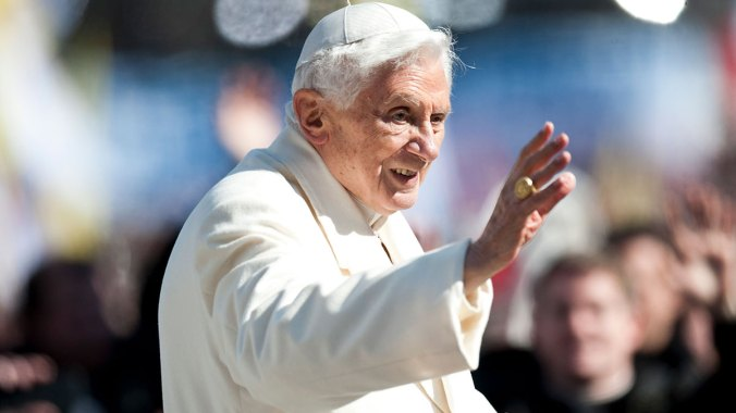 Last General Audience of Pope Benedict XVI