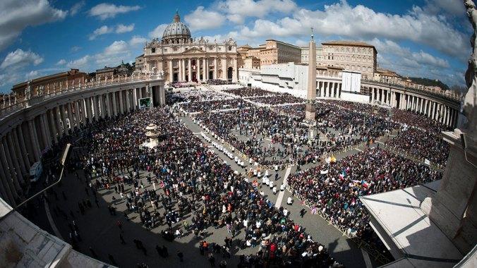 Inaugural Mass of the Pontificate