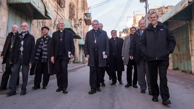 Holy Land Co-ordination