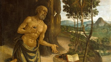 Who was Saint Jerome?