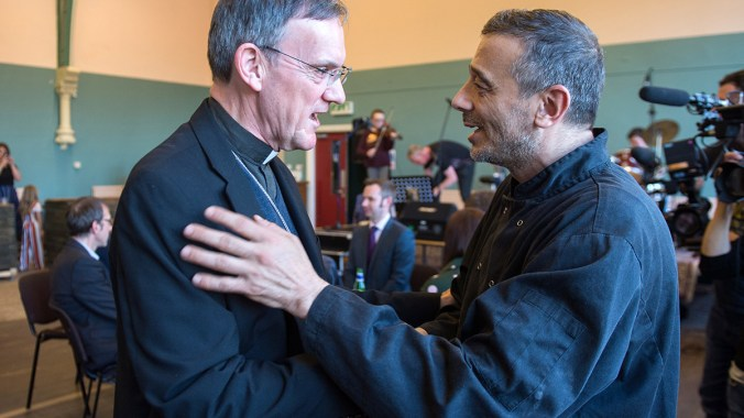 Bishop of Salford on supporting refugees in Manchester