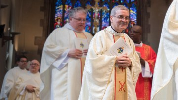 Canon John O'Toole appointed Episcopal Vicar for Kent