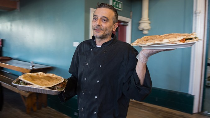 From Refugee to Restaurateur