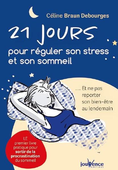 Livre sur la procrastination du sommeil avec la méthode SLEEP