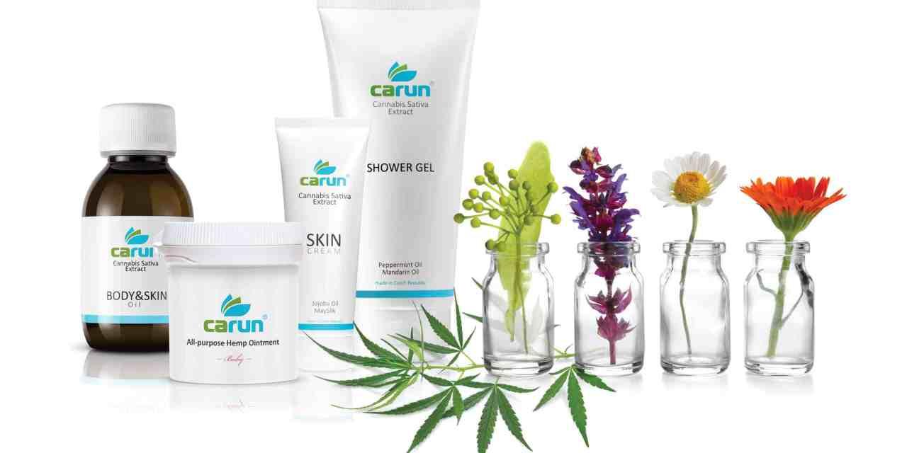 Présentation de Carun Pharmacy – Leader du Chanvre en République Tchèque !