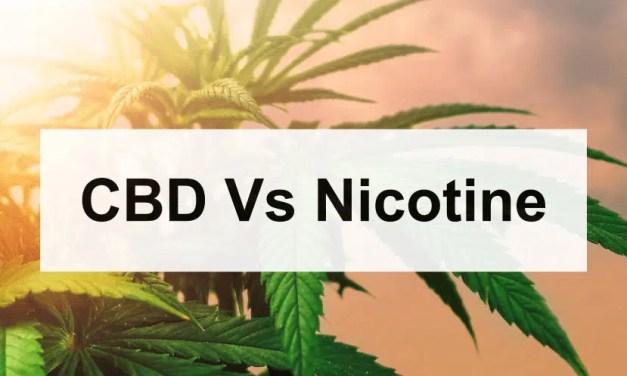 CBD Vs Nicotine dans les e-liquides !