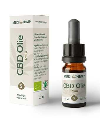MediHemp CBD olie