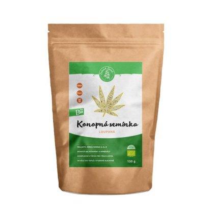 Konopné semienka Zelená Země, BIO kvalita