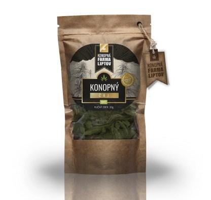 Konopný čaj Konopná Farma Liptov