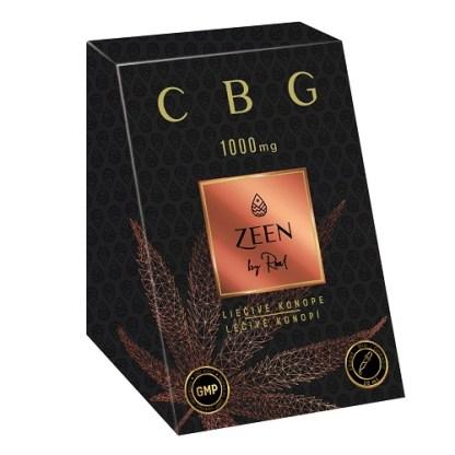 CBG olej ZEEN WORLD, 10 %