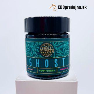 CBD kvety Uncle Haze, Ghost, 2g