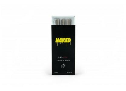 CBD joint Lion CBD, Naked Bananas
