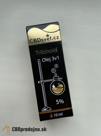 CBD CBG CBN olej