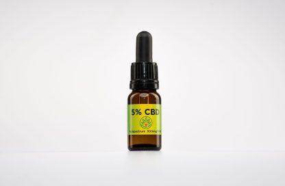 CBD kvapky GreenLife, 5% Full Spectrum, 10ml