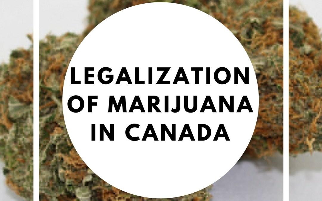 Recreational Marijuana Legalization in Canada
