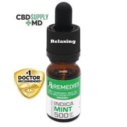 CBD Oil 500mg