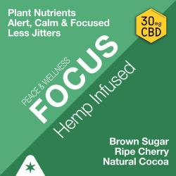 Strava Craft Coffee - Focus 30mg of CBD