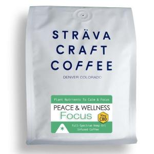 Strava Craft Coffee - Focus 30mg of CBD