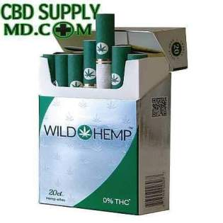 Hemp-Ettes CBD Cigarettes (3 Packs)