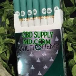 Hemp-Ettes CBD Cigarettes (1 Pack)
