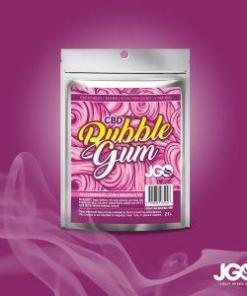 JGO Gummies - Bubble Gum 250mg