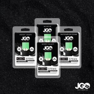 JGO Juul Pod - Assorted Flavors 375mg