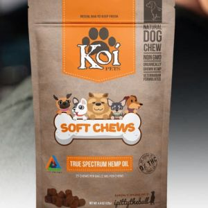 KOI CBD DOG CHEWS