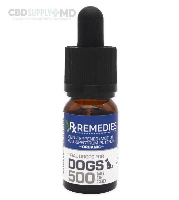 Dog CBD Oil