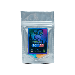 Blue Moon Hemp CBD Gummies – 50mg/1oz