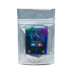 Blue Moon Hemp CBD Gummies w/Melatonin – 75mg/1oz