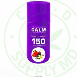 Rx Remedies CBD Vape Oil - Calm 150mg (Vanilla Berry)
