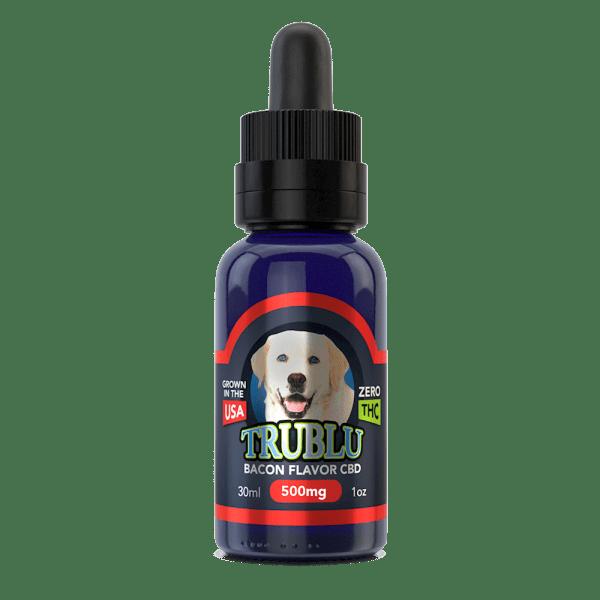 BMH TRUBLUE 500mg Pet Dog Front