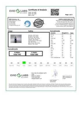 Vape 750mg Page 1