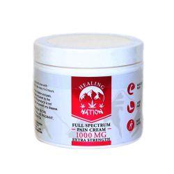 cbd pain cream healing nation