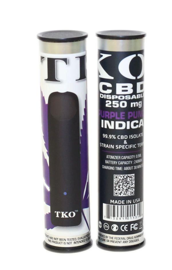 cbd disposable vape tko